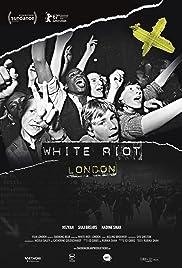 White Riot: London Poster