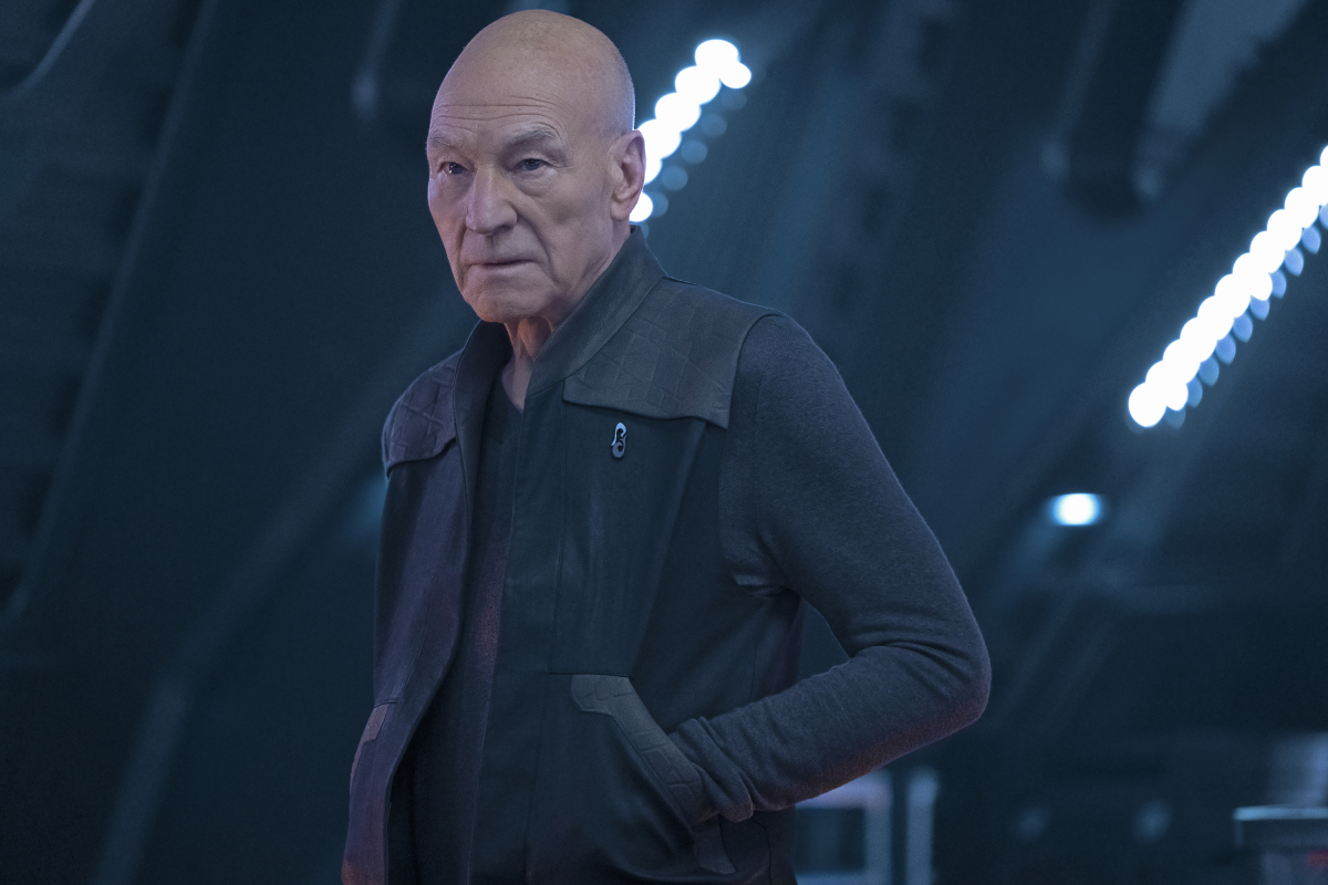 Patrick Stewart in Star Trek: Picard (2020)