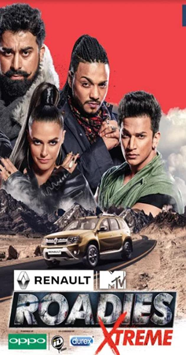 MTV Roadies (TV Series 2003– ) - IMDb