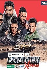 MTV Roadies Poster