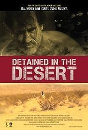 Detained in the Desert Poster