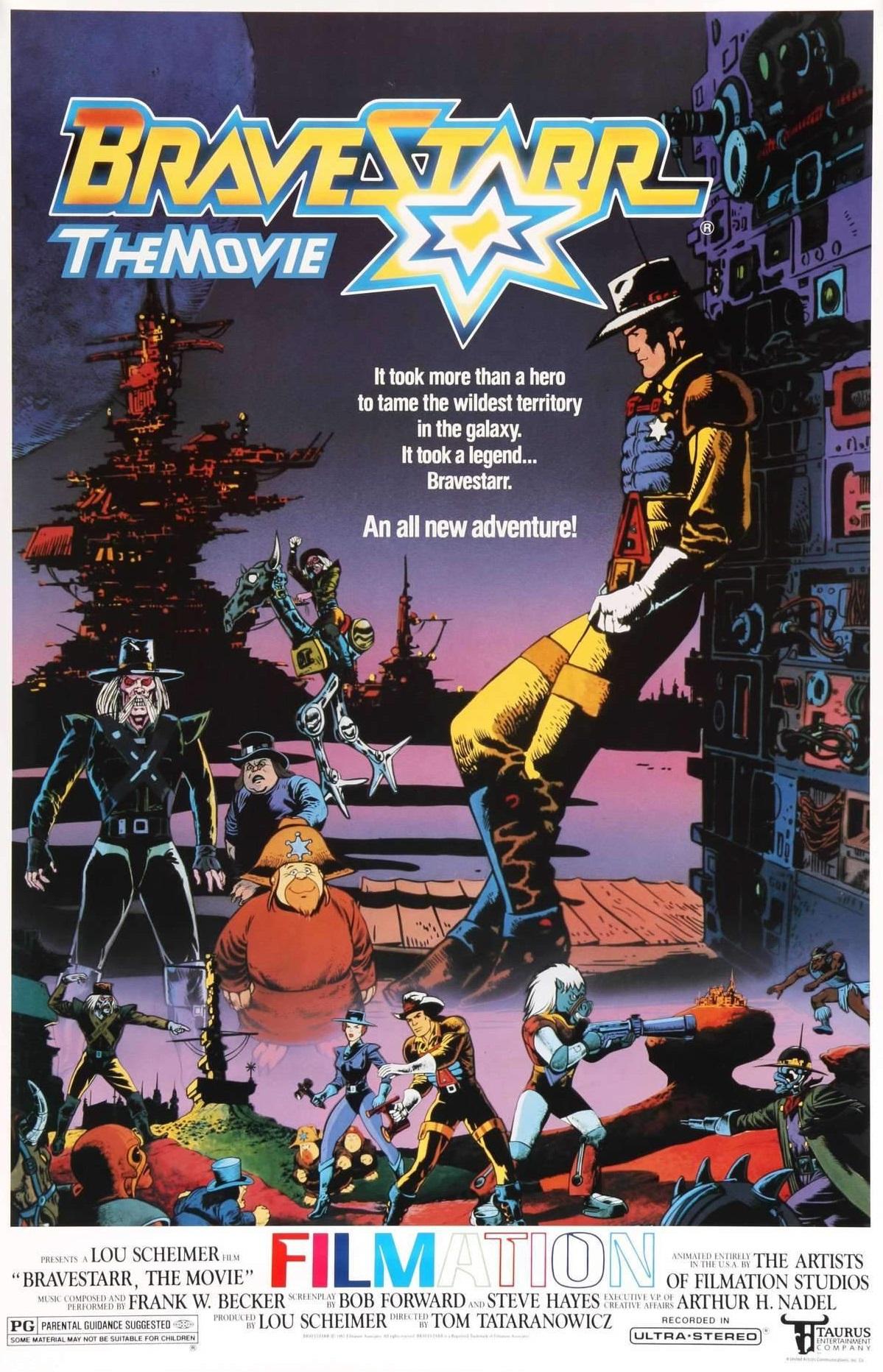 BraveStarr: The Legend (1988)
