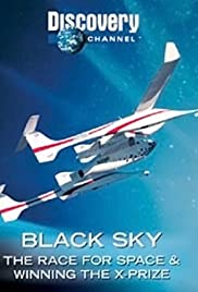 Black Sky: The Race for Space Poster