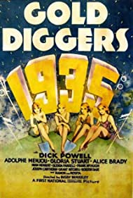 Peggy Graves, Emily LaRue, Ethelreda Leopold, and Margaret McConnell in Gold Diggers of 1935 (1935)