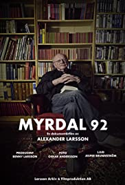 Myrdal 92 Poster
