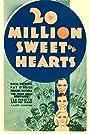 Twenty Million Sweethearts (1934) Poster