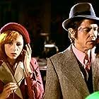 Jean-Pierre Mocky and Myriam Mézières in Un linceul n'a pas de poches (1974)