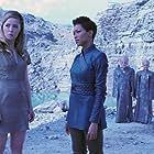 Rob Brownstein, Melissa George, Dee Pelletier, and Sonequa Martin-Green in Star Trek: Discovery (2017)