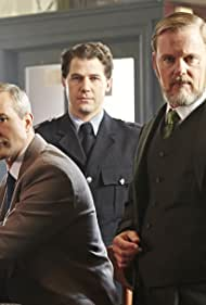 Charlie Cousins, Craig Hall, and Craig McLachlan in The Doctor Blake Mysteries (2013)