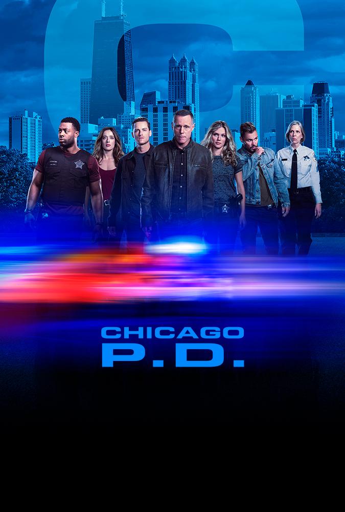 ČIKAGOS POLICIJA (5 sezonas) / CHICAGO P. D.