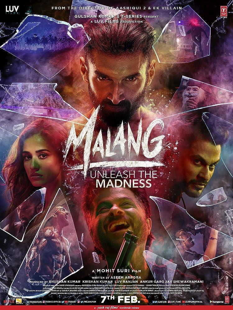 Malang 2020 Hindi Movie 720p Pre-DVDRip