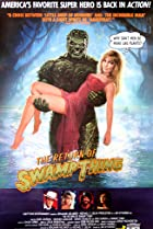 The Return of Swamp Thing (1989) Poster