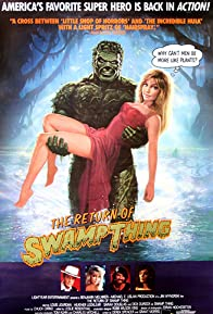 Primary photo for The Return of Swamp Thing