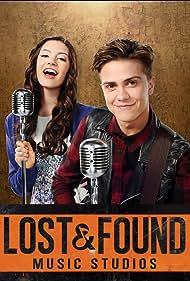 Lost & Found Music Studios (2016) Poster - TV Show Forum, Cast, Reviews