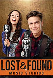 Lost & Found Music Studios Poster