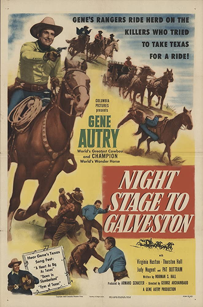 Night Stage to Galveston (1952)