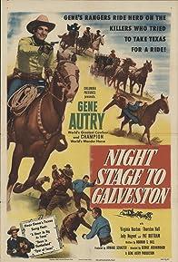 Primary photo for Night Stage to Galveston