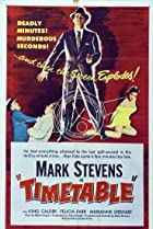 Time Table (1956) Poster