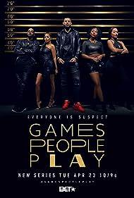 Parker McKenna Posey, Jackie Long, Lauren London, Karen Obilom, and Sarunas J. Jackson in Games People Play (2019)