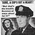 Bernadene Hayes, Dick Purcell, and Julie Warren in Heroes in Blue (1939)