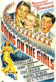 Bring on the Girls(1945) Poster - Movie Forum, Cast, Reviews