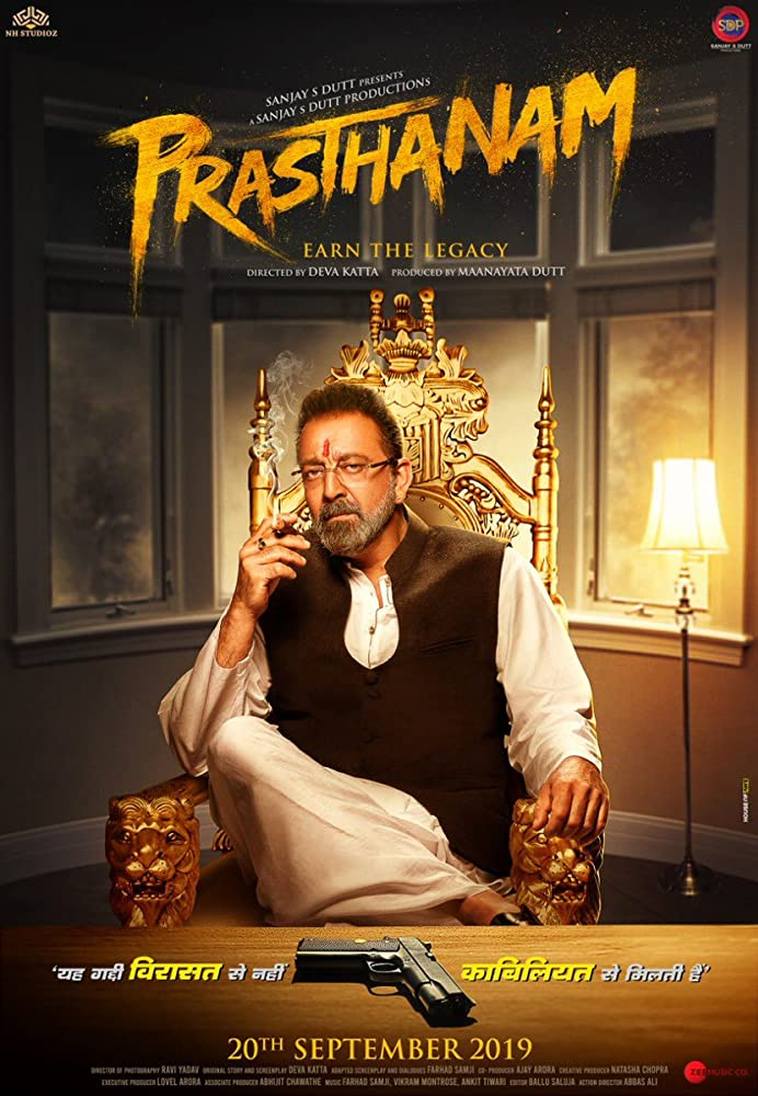 Prassthanam (2019) 720p + 480p + 720p Hevc PreDVD Rip x264 AAC 1.1Gb 700Mb 400Mb Watchonline Download Gdrive