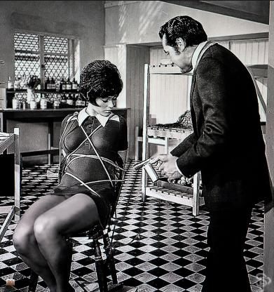 The rotters 1968 patrick macnee and linda thorson in the avengers 1961 thecheapjerseys Image collections