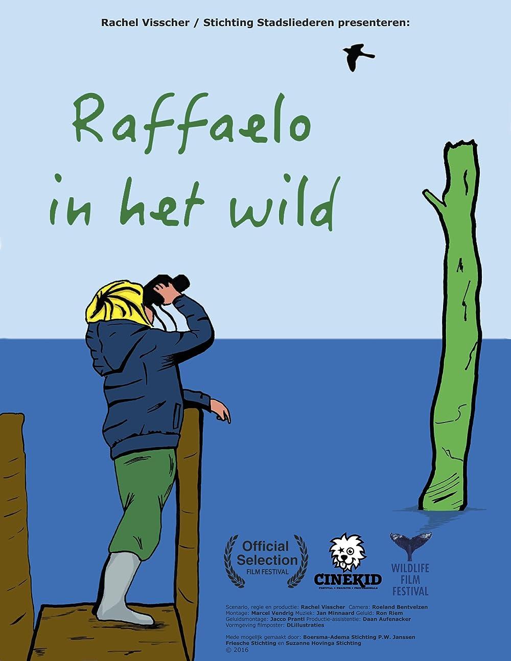 Raffaelo in het wild 2016