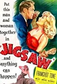 Jigsaw (1949) Poster - Movie Forum, Cast, Reviews