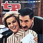 Concha Cuetos and Alfredo Landa in Tristeza de amor (1986)
