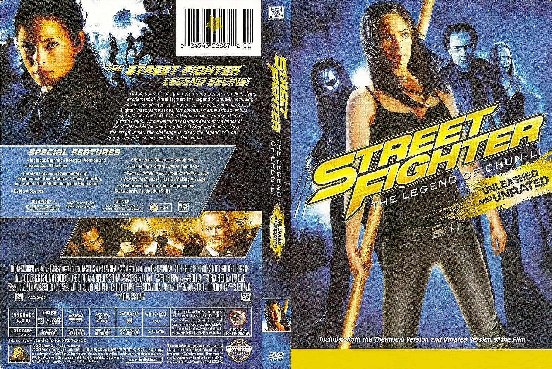 Street Fighter The Legend Of Chun Li 2009