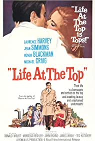 Life at the Top (1966) Poster - Movie Forum, Cast, Reviews