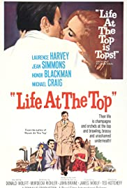 Life at the Top (1965) Poster - Movie Forum, Cast, Reviews