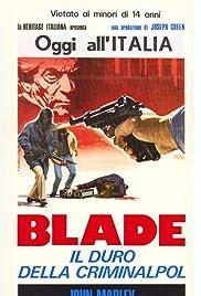 Blade(1973) Poster - Movie Forum, Cast, Reviews