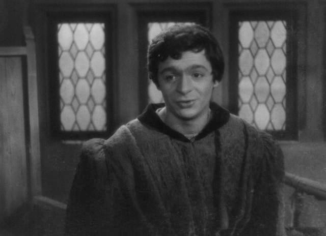 Serge Reggiani in François Villon (1945)