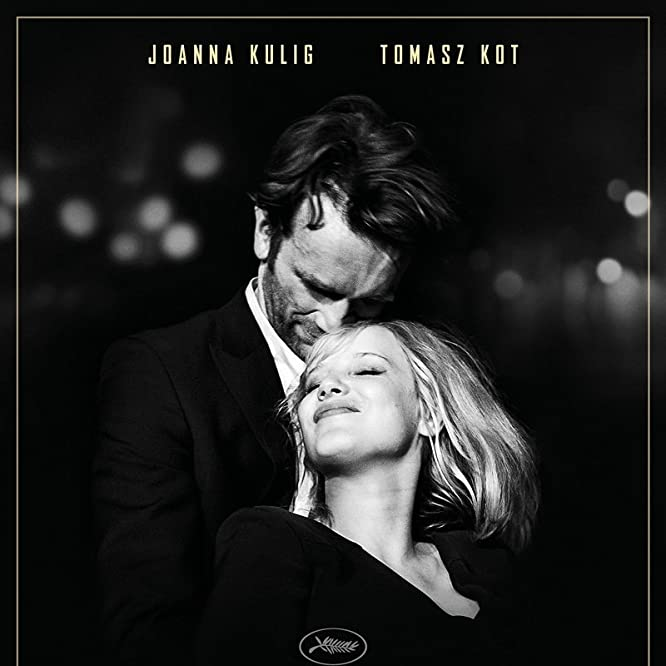Tomasz Kot and Joanna Kulig in Cold War (2018)