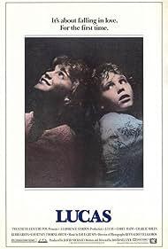 Corey Haim and Kerri Green in Lucas (1986)