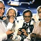 Dieter Hildebrandt, Franz-Xaver Kroetz, Ruth-Maria Kubitschek, and Fritz Muliar in Kir Royal (1986)