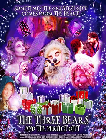 3 Bears Christmas (2019) The Three Bears and the Perfect Gift 720p