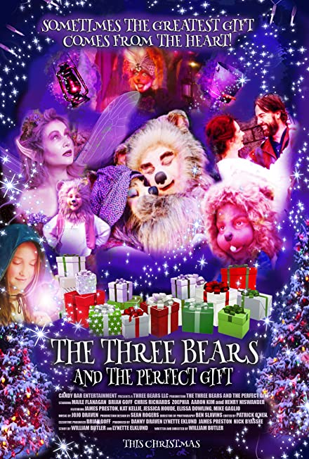 Film: The Three Bears and the Perfect Gift