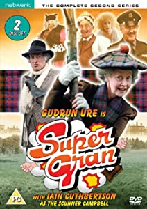 English movie for free watch Supergran and the Fancy Dress Fanciers by [hddvd]