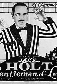 A Gentleman of Leisure (1923)