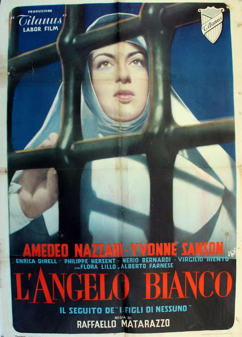 L'angelo bianco (1955)