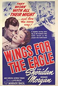Wings for the Eagle (1942) Poster - Movie Forum, Cast, Reviews