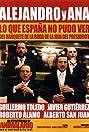 Alejandro y Ana. Lo que España no pudo ver del banquete de la boda de la hija del presidente (2003) Poster