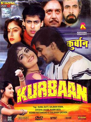 Salman Khan Kurbaan Movie