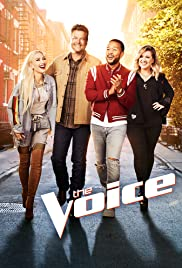 The Voice Poster