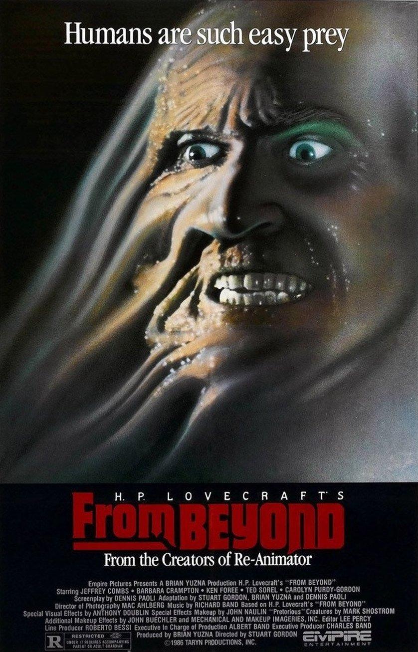 From Beyond (1986) - IMDb