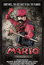 Mario Warfare Poster