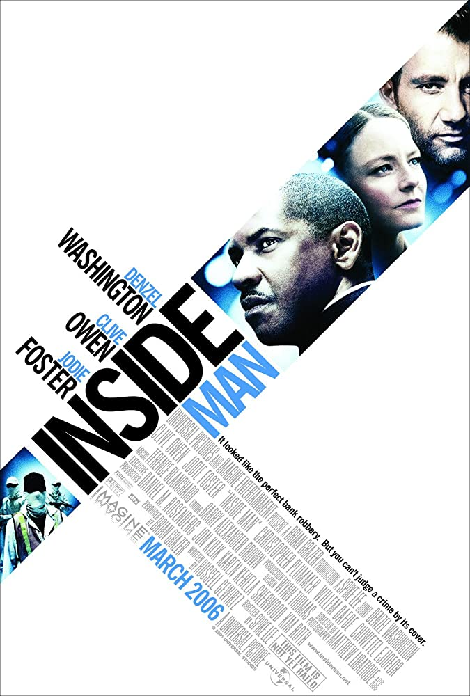 Inside Man Hindi Dubbed movie 2006